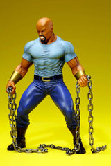(PO) ARTFX+ The Defenders - Luke Cage (6)