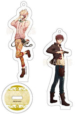 (PO) Acrylic Key Chain Collection Library Cross Infinite Vol. 1 (3)