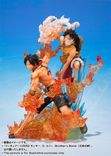 Figuarts Zero One Piece Portgas D. Ace -Brother's Bond-