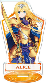 Sword Art Online Alicization Big Acrylic Stand Collection Alicization