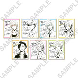 (PO) Yumeiro Cast Birthday Mini Shikishi Collection Private Ver. (1)