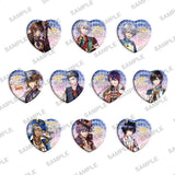 (PO) 100 Sleeping Princes & The Kingdom of Dreams Heart Can Badge (9)
