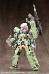 (PO) M.S.G Modeling Support Goods Weapon Unit 03 Folding Cannon (11)