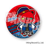 (PO) b Hypnosismic Division Rap Battle Kumagurumi Can Badge (4)