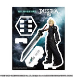 Dissidia Final Fantasy - Acrylic Stand Cloud Cloudi Wolf