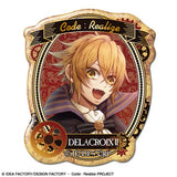 (PO) Code: Realize - Future Blessings Pukutto Badge Collection (2)