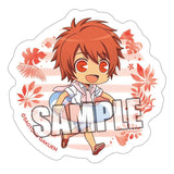 (PO) Uta no Prince-sama Trading Acrylic Badge Happy Summer Chibi Chara Ver. (7)