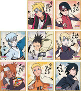 Boruto Visual Shikishi Collection