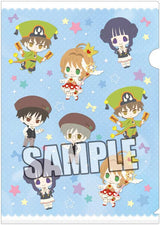 (PO) chipicco Cardcaptor Sakura: Clear Card Arc Part. 2 Clear File Set (10)