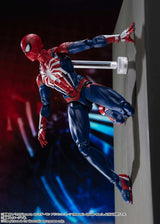 (PO) S.H.Figuarts Marvel's Spider-Man - Spider-Man Advanced Suit (9)