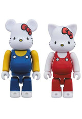 (PO) Hello Kitty x Be@rbrick & Ny@brick - Hello Kitty Set (12)