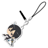(PO) Sword Art Online The Movie -Ordinal Scale- Bocchi-kun Acrylic Charm - Kirito (3)