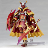(PO) Vulcanlog 022 MonHunRevo Hunter Male Swordsman Kaiser X Series (8)