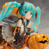 (PO) Hatsune Miku TRICK or MIKU illustration by Hidari (10)