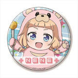 (PO) el cute New Game! Trading Can Badge Bear Ver. (10)