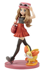 Pokemon Series ARTFX J Serena with Fennekin