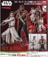 (PO) Star Wars ARTFX+ Rey & Finn 2 Pack The Force Awakens Edition (6)