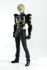 (PO) One Punch Man Articulated Figure - Genos (11)