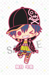 (PO) Rubber Strap Collection Boy Friend BETA Kirameki Note (11)