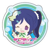 (PO) Love Live! Sunshine! Acrylic Badge Koi ni Naritai AQUARIUM Ver. (6)