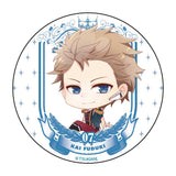 Tsukiuta. Flask Series Can Badge Collection Vol. 1