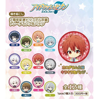 IDOLiSH7 Original Illustration 2nd Anniversary Visual Costume Trading Can Badge