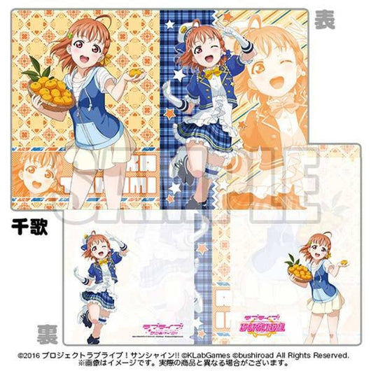(PO) Love Live! Sunshine! Clear Holder Ver. 3 - Chika (3)