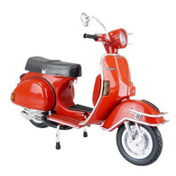 Bike 1/12 Vespa P200E (1978) Red