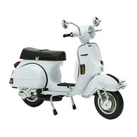 Bike 1/12 Vespa P200E (1978) White