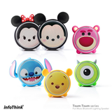 Disney Tsumu Tsumu Bluetooth Speaker - Stitch