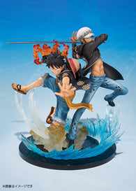 Figuarts Zero Monkey D. Luffy & Trafalgar Law -5th Anni ver.-