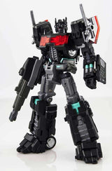 Cross Demension Series MTCD-01SP - Striker Noir (Limited Edition)