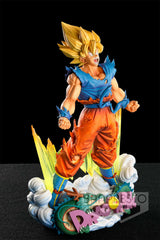 (PO) Dragonball Z SMS Diorama The Son Goku (The Brush) (6)