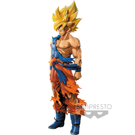 Dragonball Z Super Master Star Piece The Son Goku Manga Dimension