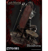 (PO) UPMBB-01 Bloodborne: The Old Hunters - Lady Maria of the Astral Clocktower Statue (Q2 2018)