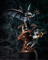 (PO) DEVILMAN crybaby Statue Real Colour Version (7)