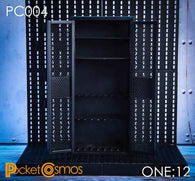 PC-004 - 1/12th Scale Weapon Cabinet (12)