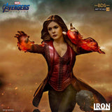 (PO) Avengers: Endgame BDS Art Scale 1/10 - Scarlet Witch (12)