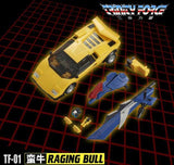 TFH Trinity Force TF-01 – Raging Bull
