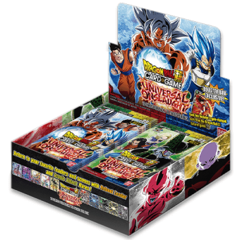 Dragonball Super DB09 Booster Universal Onslaught