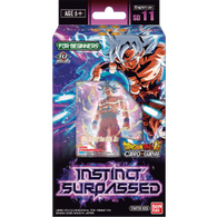 Dragonball Super DB09 - SD11 Instinct Surpassed Starter Deck