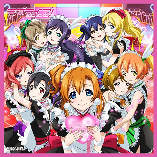 Love Live! Microfiber CD Jacket Mini Towel Mogyutto love de Sekkinchu!