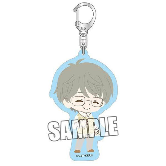 chipicco Cardcaptor Sakura: Clear Card Arc Acrylic Key Chain - Yukito
