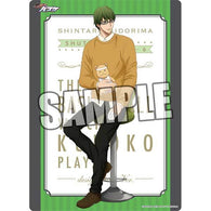 Kuroko's Basketball B5 Clear Sheet Design Chair Ver. - Midorima Shintaro