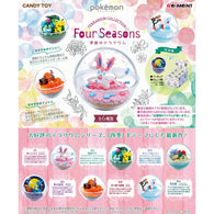 (PO) Pokemon Terrarium Collection - Four Seasons (3)
