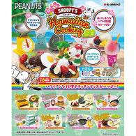 Peanuts Snoopy Hawaiian Cooking
