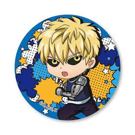 One-Punch Man - TEKUTOKO Can Badge Genos