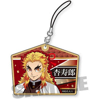 Demon Slayer: Kimetsu no Yaiba Kifuda Strap Vol.2 - Rengoku Kyojuro