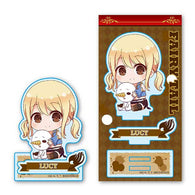 Fairy Tail GyuGyutto Acrylic Figure - Lucy Heartfilia