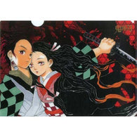 Demon Slayer: Kimetsu no Yaiba Clear File AF4-JF